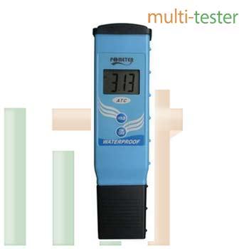 pH Meter Anti Air AMTAST KL-096