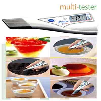 Alat Ukur Kadar Gula Dalam Makanan Atago Digital Brix Refractometer PEN-PRO