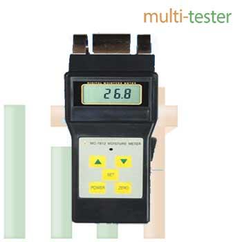 Alat Ukur Serat Kayu Moisture Meter Digital MC-7812