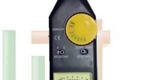 Alat Sound Level Meter KK-205