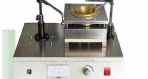 Alat Manual Cleveland Open Cup Flash Point Tester SYD-3536