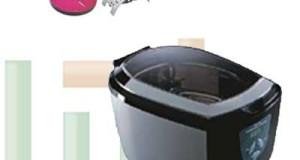 Digital Ultrasonic Cleaner Dengan Kemampuan CD Membersihkan CD-7810 (A)
