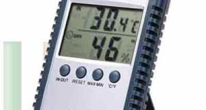 Thermometer Hygrometer AMTAST HC-520