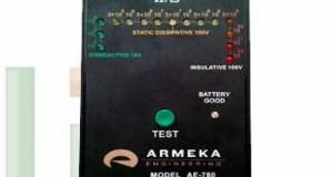 Alat Pengukur Permukaan Resistance AE780