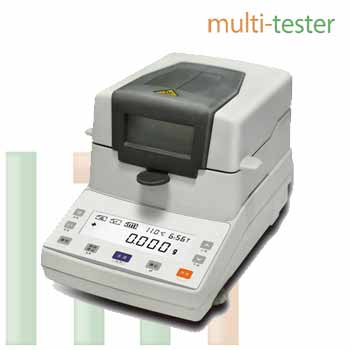 Pengukur Halogen Moisture Analyzer MB65