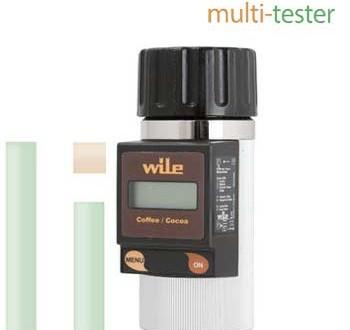 Alat Ukur Kadar Air Kopi dan Kakao Moisture Meter Wile CC