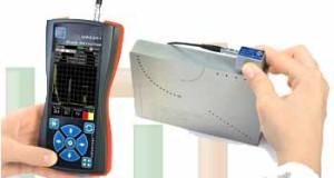 Alat Ukur Ultrasonic Flaw Detector NOVOTEST UD2301