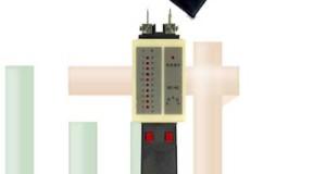 Alat Pengukur Kayu Moisture Meter (Pin Type) MC-4G