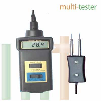 Alat Ukur Kayu Moisture Meter (Pin Type) MC-7806
