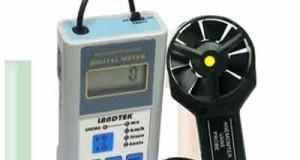 Pengukur Kecepatan Udara Digital Anemometer M-4836
