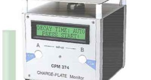 Pengukur Charge Plate Monitor CPM-374